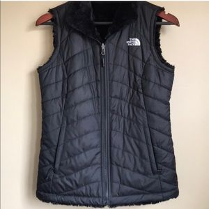 North face vest northface
